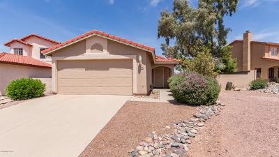 Tucson Single Family Home Active Contingent: 9579 N Albatross Drive
