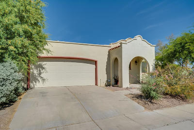 Tucson Single Family Home Active Contingent: 9179 N Ironwood Meadows Drive