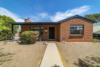 Tucson Single Family Home For Sale: 2001 E 10th Street