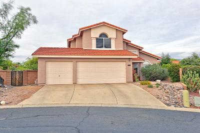 Oro Valley Single Family Home For Sale: 1206 W Wild Dune Lane