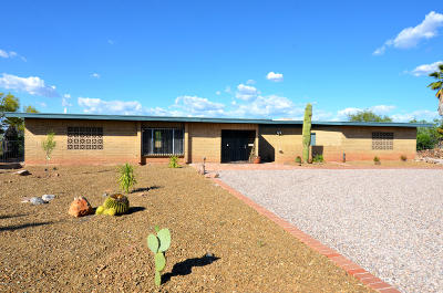 Pima County, Pinal County Single Family Home For Sale: 681 E Nashville Avenue
