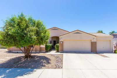 Tucson Single Family Home Active Contingent: 11661 N Quandry Drive