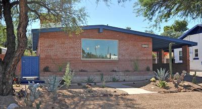 Tucson Single Family Home For Sale: 2130 E Helen Street