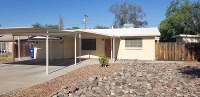 Tucson Single Family Home For Sale: 2649 N Goyette Avenue