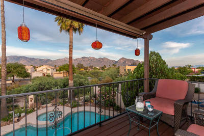Oro Valley Single Family Home Active Contingent: 11812 N Desert Slopes Way