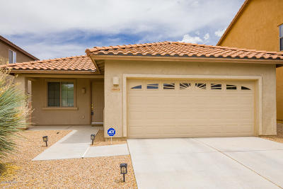 Pima County Single Family Home For Sale: 10813 E Scenic Veranda Drive