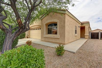 Tucson Single Family Home For Sale: 6657 E Cooperstown Drive