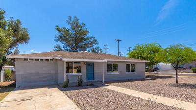Tucson Single Family Home For Sale: 1126 N Nema Avenue