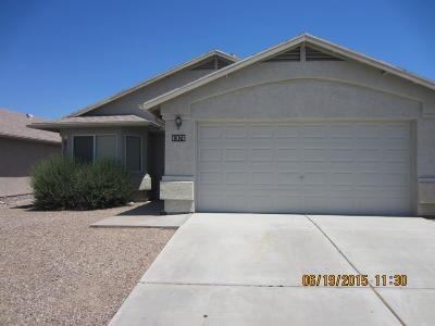 Tucson Single Family Home For Sale: 1976 W Via Tierra Santa