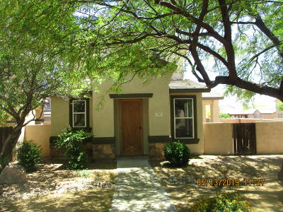 Sahuarita Single Family Home For Sale: 361 W Paseo Celestial