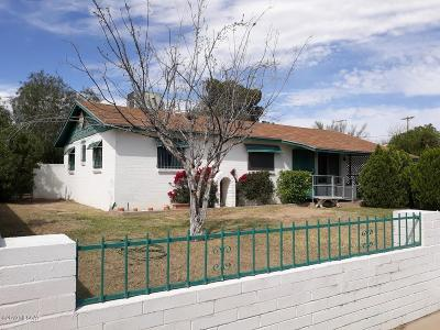 Tucson Single Family Home Active Contingent: 626 W Calle Medina