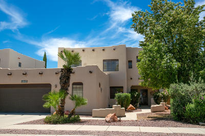 Tucson Single Family Home For Sale: 3421 W Overton Heights Drive
