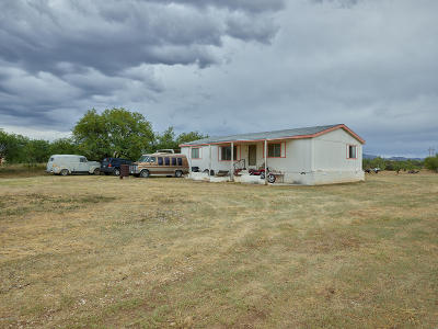 Vail Manufactured Home For Sale: 13354 S Hound Dog Road