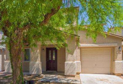Tucson Single Family Home For Sale: 1435 E Melridge Street