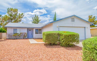 Sierra Vista Single Family Home For Sale: 210 Tree Top Avenue