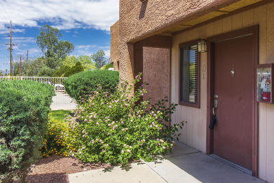 Tucson Condo For Sale: 1745 E Glenn Street #101