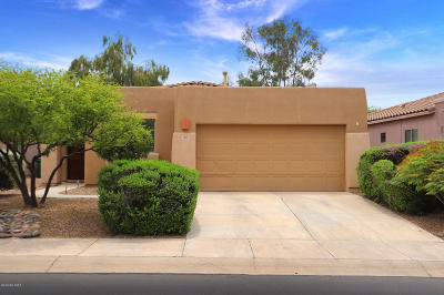 Tucson Single Family Home For Sale: 7495 W Sweet River Road