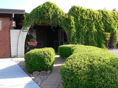 Tucson Single Family Home Active Contingent: 9300 E Lurlene Drive