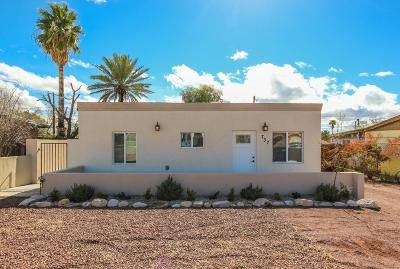 Tucson Single Family Home For Sale: 737 W Alturas Street