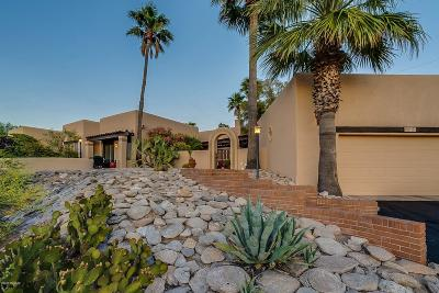 Tucson Single Family Home For Sale: 5514 N Via Girasol