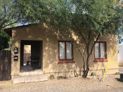 Tucson Single Family Home For Sale: 1056 N Herbert Avenue