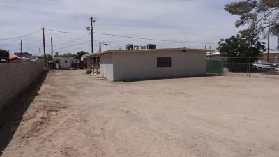 Tucson Single Family Home For Sale: 360 E Bilby Road