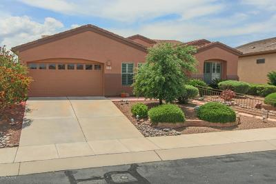 Green Valley Single Family Home Active Contingent: 1121 W Mountain Nugget Drive
