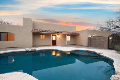 Tucson Single Family Home For Sale: 2089 N Edison Court