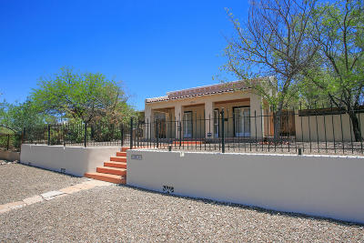 Tucson Single Family Home For Sale: 1018 N 7th Avenue
