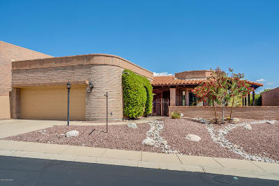 Tucson Single Family Home For Sale: 4900 N Via Velazquez