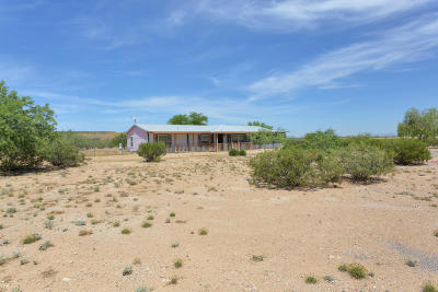 Pima County Manufactured Home For Sale: 7756 S Pistol Ridge Road