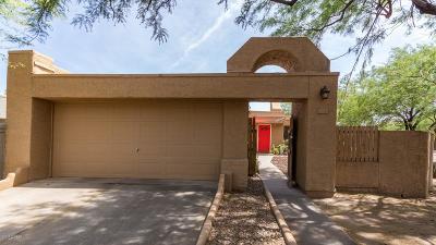 Tucson Townhouse Active Contingent: 1343 W Placita Hojalata