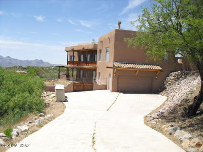 Rio Rico Single Family Home For Sale: 425 Camino Canoa
