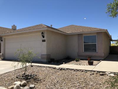 Tucson Single Family Home For Sale: 3312 W Via Campana De Oro