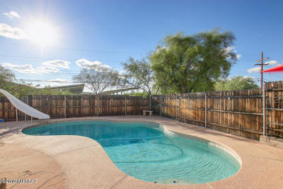 Pima County, Pinal County Single Family Home Active Contingent: 8832 E Bellevue Street