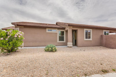Tucson Single Family Home Active Contingent: 7280 E Heartwood Drive
