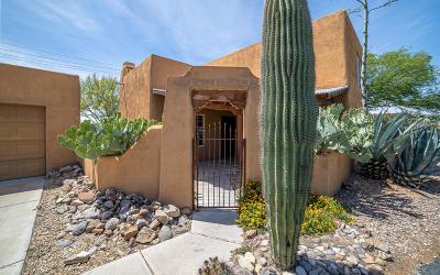 Tucson Single Family Home Active Contingent: 5150 S Renewal Lane