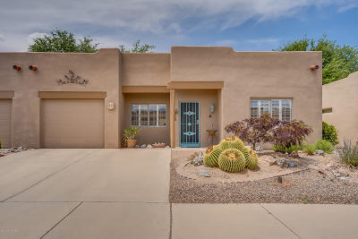 Green Valley Single Family Home For Sale: 3818 S Camino Del Golfista