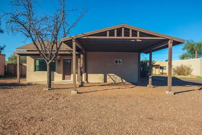 Tucson Single Family Home Active Contingent: 3855 N Tyndall Avenue