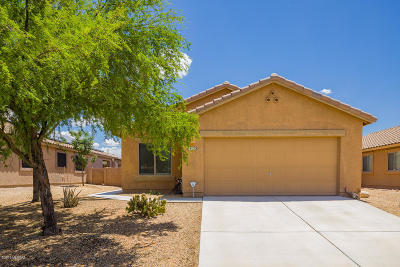 Marana Single Family Home Active Contingent: 14132 N Maize Farm Avenue