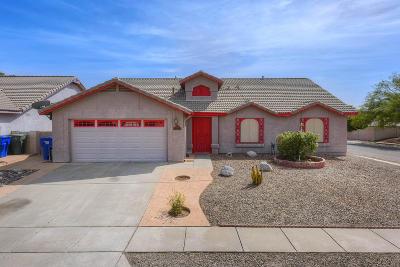 Tucson Single Family Home For Sale: 7986 S Lennox Lane