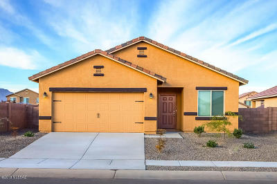 Marana Single Family Home For Sale: 11740 W Thomas Arron Drive
