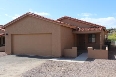 Tucson Single Family Home For Sale: 1925 W Ajo Way