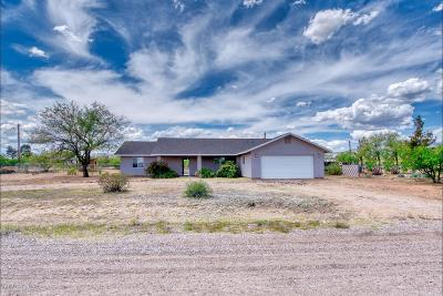 Cochise County Single Family Home For Sale: 2491 N Calle Quarto