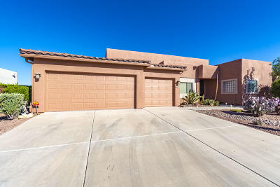 Oro Valley Single Family Home For Sale: 13303 N Regulation Drive