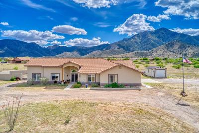Cochise County Single Family Home For Sale: 8382 S Sexton Place