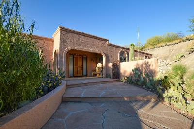 Tucson Single Family Home For Sale: 5230 N Post Trail