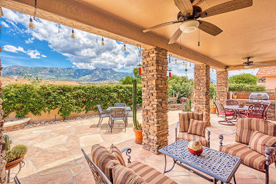 Tucson Single Family Home For Sale: 38135 S Elbow Bend Drive