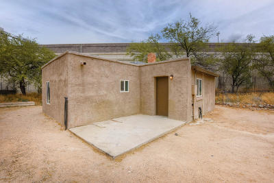 Tucson Single Family Home For Sale: 344 W 40th Street