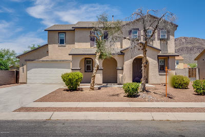 Tucson Single Family Home For Sale: 4900 W Calle Don Roberto